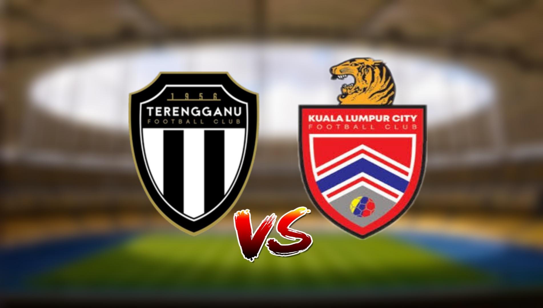 Live Streaming Terengganu FC vs Kuala Lumpur City FC Liga Super 16.4.2021