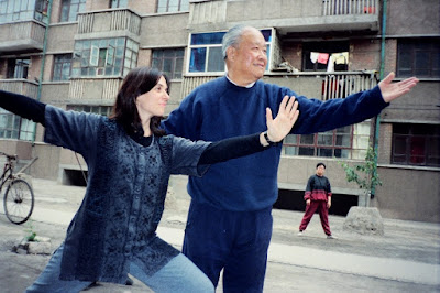 Tai Chi for fibromyalgia in outdoor setting in China
