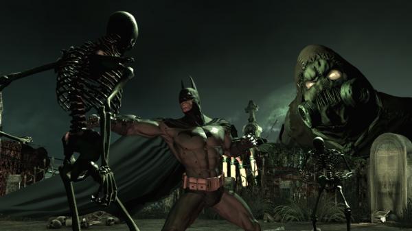 Batman Arkham Asylum PC setup