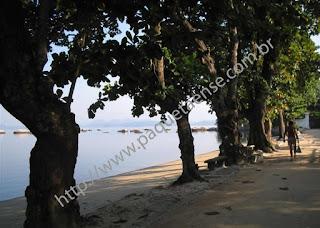 Imagem da Praia Pintor Castagneto