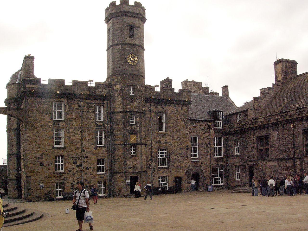 Edinburgh Castle 3