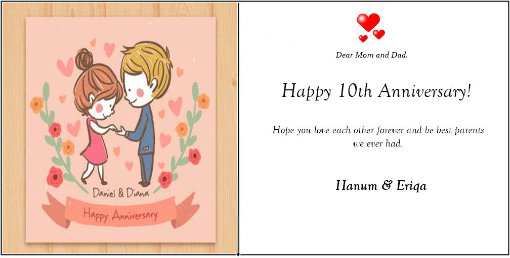 contoh soal greeting card essay  gambaran