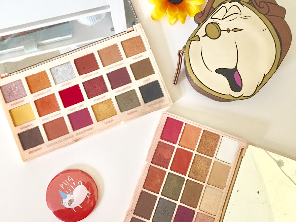 """Soph X Revolution """"Extra Spice"""" Eyeshadow Palette Review"""
