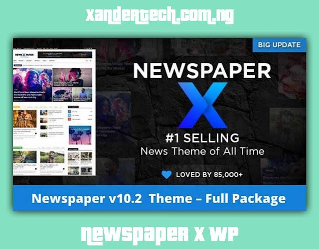 Download Newspaper Premium Theme v11.0 [FREE]