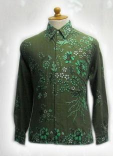 Model Baju Batik Pria Modern Berita Terkini Baju Batik Pria Warna