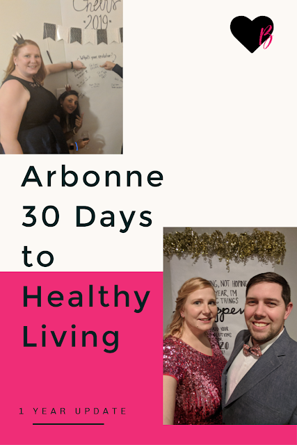Arbonne 30 Days to Healthy Living review #arbonne #arbonne30 #arbonne30daystohealthyliving #weightloss