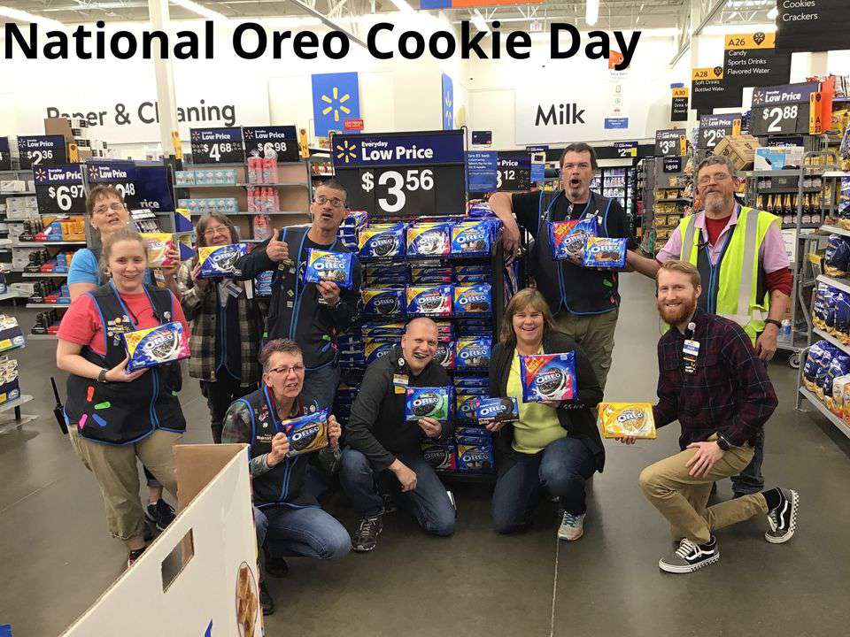 National Oreo Cookie Day Wishes Photos