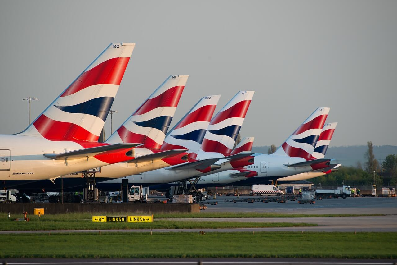 """British Airways Cancels """"Nearly 100%"""" of Flights: As Pilots Begin Two-Day Pay Strike"""