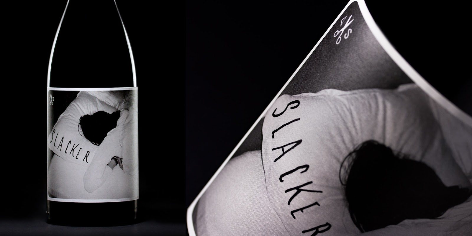 Slacker Wines - The Art of Cutting Corners on Packaging of