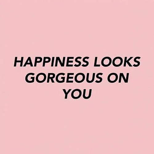 23 Self Love Quotes To Inspire You to Love Yourself More. Self Improvement Quotes via thenaturalside.com | happiness looks gorgeous on you | #selfcare #selflove #loveyourself #happy