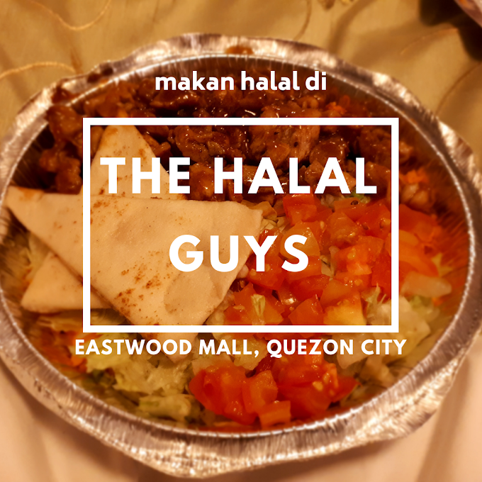Makan Halal di Quezon City, Filipina