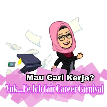 Mau Cari Kerja? Yuk Ke Job Fair Qareer Carnival Jakarta