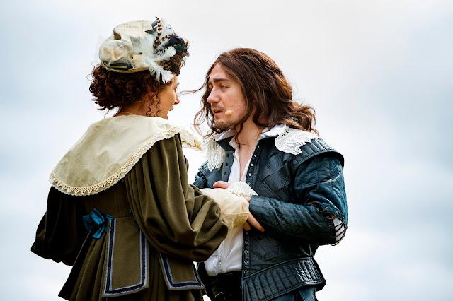Mozart: Don Giovanni - Aoife Miskelly, Sean Boylan - Nevill Holt Opera (photo Lloyd Winters)