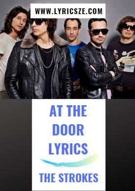 At The Door Lyrics