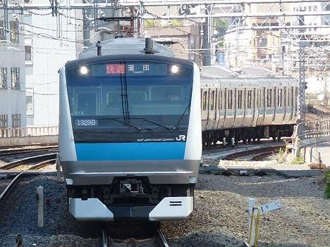 【平日6本だけ!】京浜東北線 快速 蒲田行き E233系