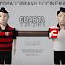 Cinema terá transmissão exclusiva da Rádio Globo para Flamengo e Corinthians