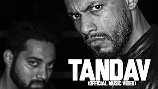 TANDAV lyrics -  Dino James Ft. Girish Nakod www.newsplanet.tech