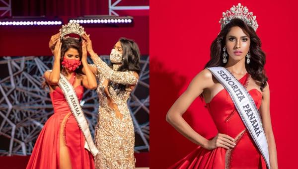 Carmen Jaramillo es Miss Panamá 2020