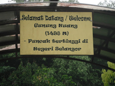 Image result for gunung nuang