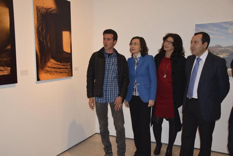 Exposición gratuita de Los Dólmenes de Antequera en Málaga capital