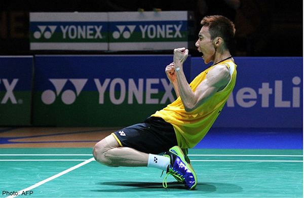 perkerjaan dato lee chong wei selain dari bermain badminton5