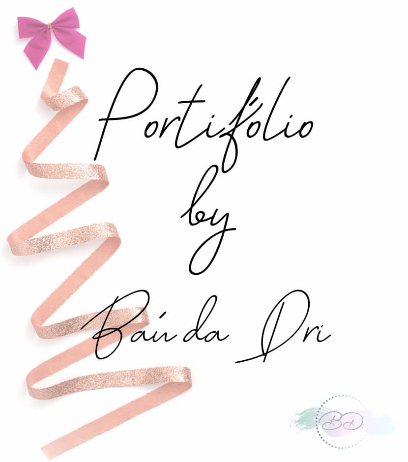 Portifólio Baú da Dri