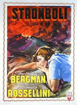 Stromboli (1950) directed by Roberto Rossellini. One of the great films to me.  Stromboli (1950) is also known as Stromboli, Land of God. Italian title is Stromboli, terra di Dio is directed by Roberto Rossellini.  Roberto Rossellini's film is very powerful. So, I don't want to review more. His work makes his film great. And he is one of the great filmmaker of the world. I am agreed with that 'Stromboli' one of his great works. At first I thought it is a fiction film but at the last few scenes make me to change my mind. I knew that it is a non fiction film. Roberto Rossellini captured some scenes of fishing that are nonfiction and real. So it is fiction and non-fiction both of them. I like it very much. It is also an example of Italian New realism.