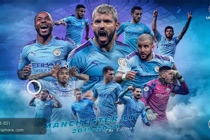 PATCH PES 2020 MANCHESTER CITY FULL LICENSED | IDSPHONE PATCH V4.6.0