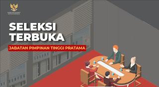 Lowongan Kerja ASN pemerintah kota Banda Aceh: Seleksi Terbuka jabatan pimpinan tinggi Pratama tahun  2021