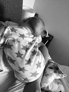 LuckyAmeba mad naps sleepy baby