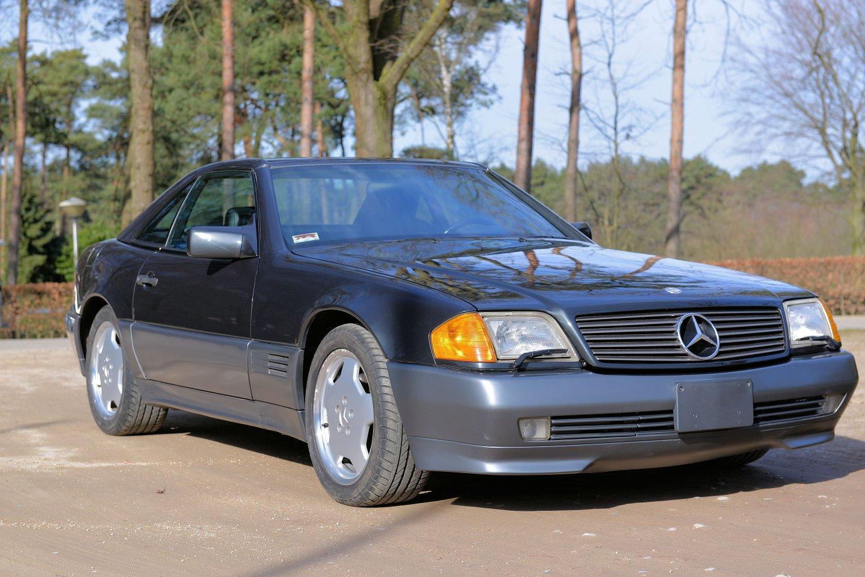 1992 Mercedes-Benz 500 SL Convertible (W129) | STUURMAN CLASSIC and SPECIAL  CARS