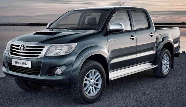 Price Toyota Hilux And the latest specification 2016