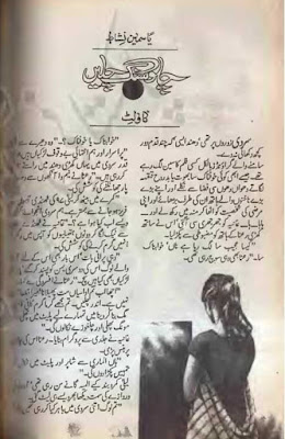 Chalo sang chalen novel by Yasmeen Nishat
