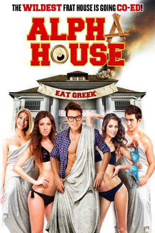 Alpha House [2014] [DVDR] [NTSC] [Subtitulado]