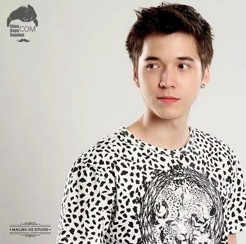 Gaya Rambut Steven William