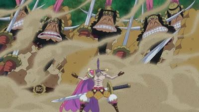 5 Karakter One Piece ini menggunakan pedang lebih banyak daripada Zoro