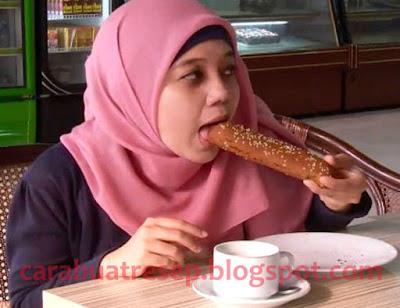 Foto Resep Roti Gambang Khas Bandung Sederhana Spesial Asli Enak