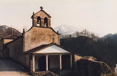 Iglesia de San Juan de Santibáñez de Murias