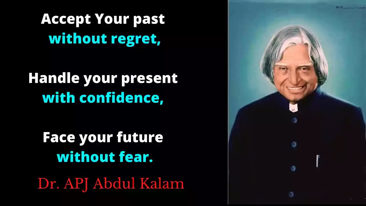 Best Quotes By Abdul Kalam