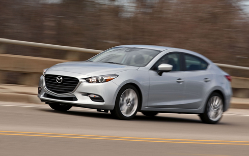 2020 Mazda 3 2.0L Automatic Sedan Review