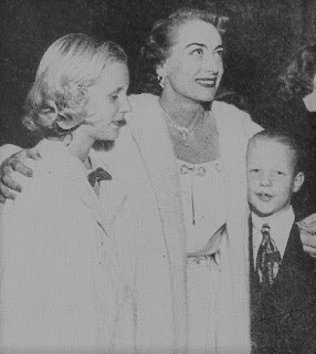Joan Crawford Christina Crawford