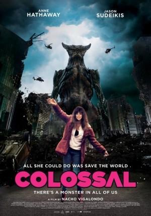SINOPSIS Colossal (2017)