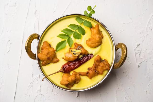 Kari Pakora Recipe in Hindi
