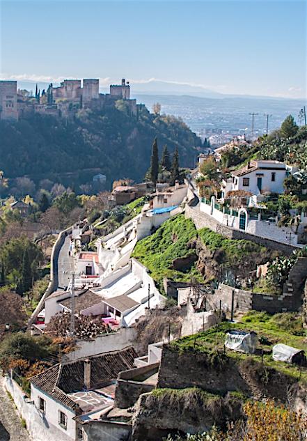 Scrumpdillyicious: Albayzín & Sacremonte: Granada's Medieval