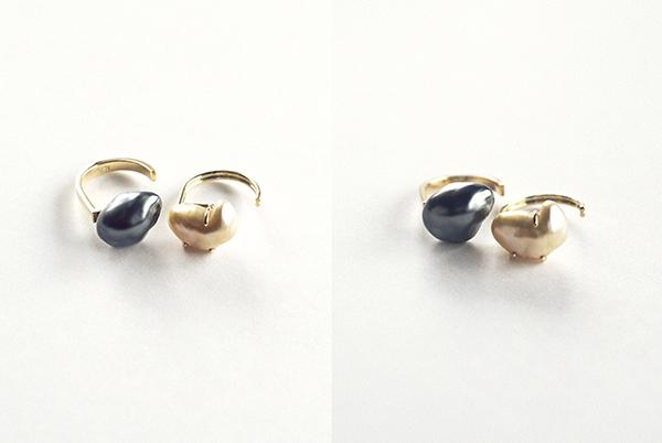 SU sujewelry スウ パール 指輪 pearl  ケシパール rings