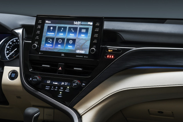 2021 Toyota Camry Review