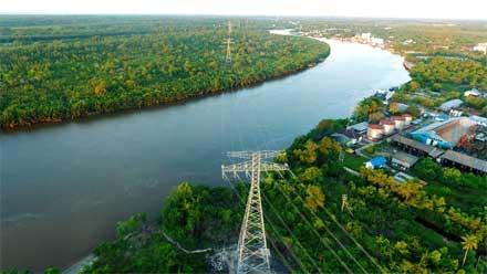 Proyek Kelistrikan Kalimantan Bagian Barat