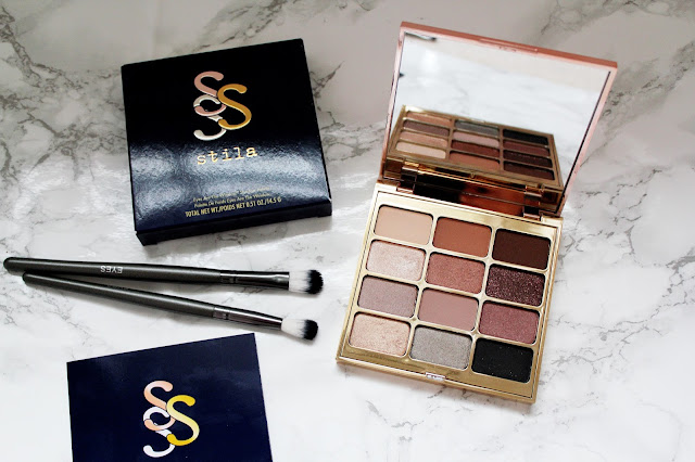 Stila Eyes Are The Window Shadow Palette in Soul