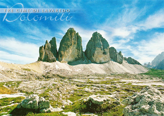 The Dolomites, Italy (UNESCO)