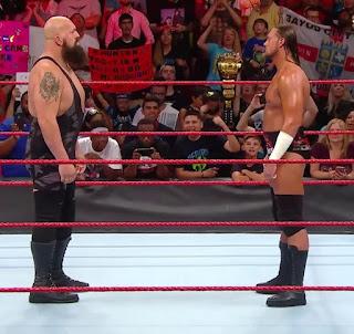 Comparación tamaño Big Show vs Big Cass